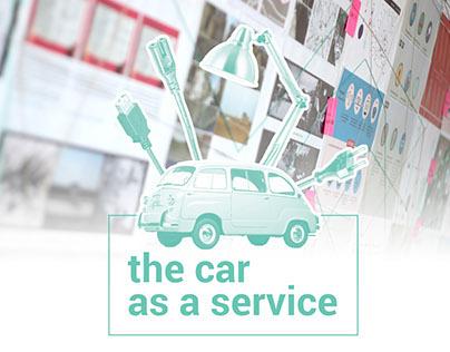 the Car as a Service