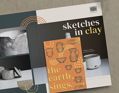 Sketches in Clay - Editorial
