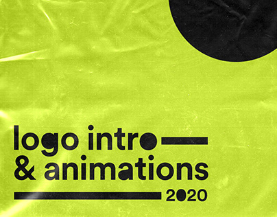 Logo Animations 2020