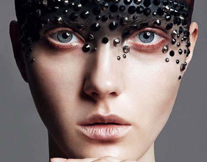 """Crystal Shine"" for Oob Magazine"