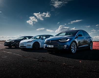 Tesla S3X