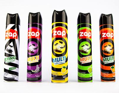 ZAP Branding Design