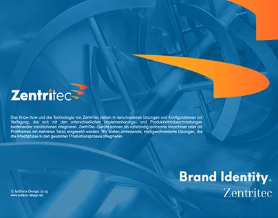Zentritec | Brand Identity