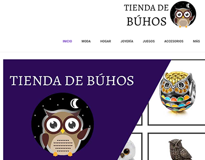 Tienda Online Tienda de Búhos