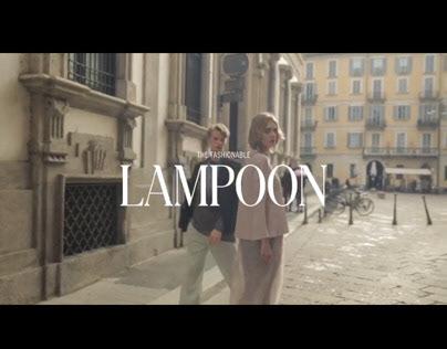 Escape the fashionable lampoon Armani