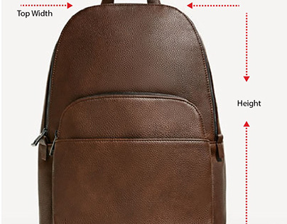 Leather Backpack / Leather Bag Manufacture