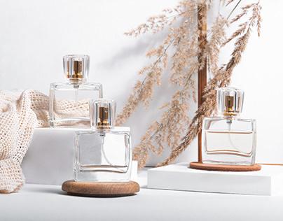 Perfume - product photography
