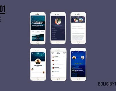Bolig Byt - App