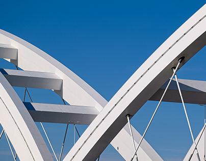 The bridge – closer look