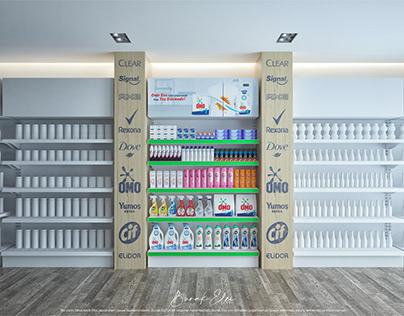 Branding For Supermarket