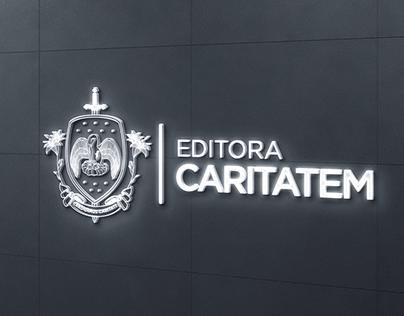 Editora Caritatem | Brasão