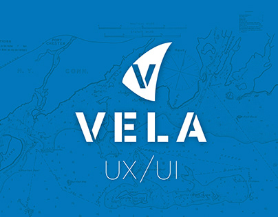 Vela App: a case study about UX Design Process