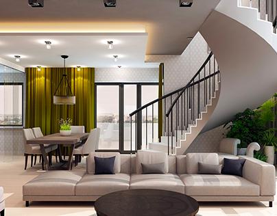 Monique - interior design
