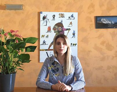 Video de présentation de Kate KASTEUK, architecte