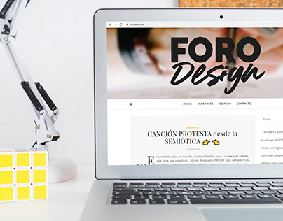 Blog FORO Design