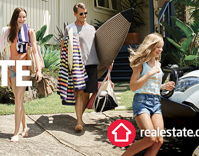 Realestate.com.au Campaign Retouching