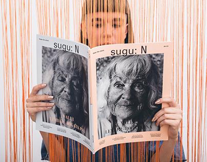 Sugu: N magazine