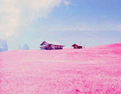 Dolomites in Infrared II