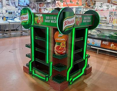knorr sauces podium