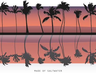Shirt designs - Aloha State Collection for Irons Bay