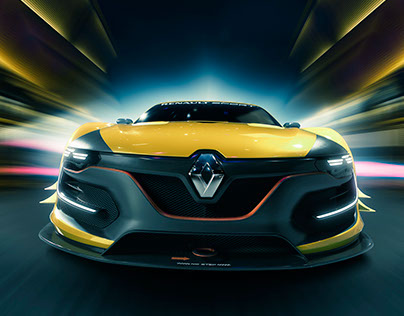 Renault R.S. 01 : Sexy Racer
