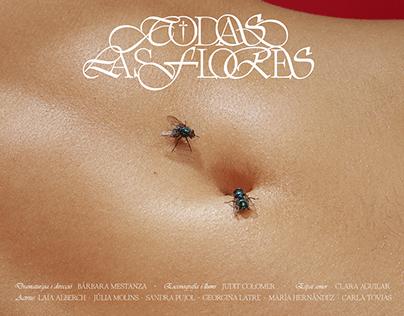 Todas las Flores — Theater play campaign.