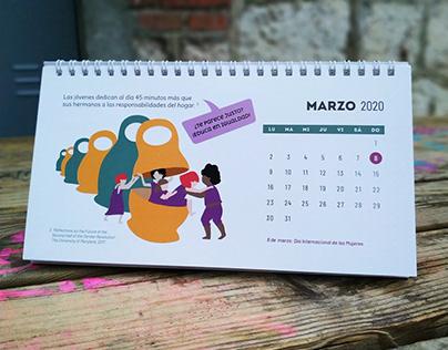Calendario para San Fernando de Henares