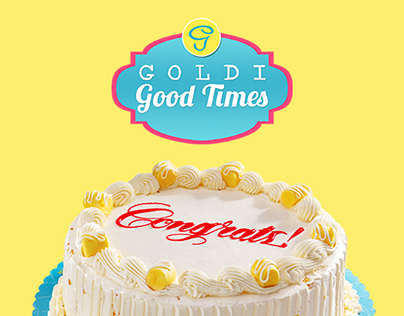 Goldilocks Goldi-Good Times Digital Campaign