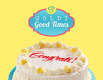 Goldilocks Goldi-Good Times Digital Campaign