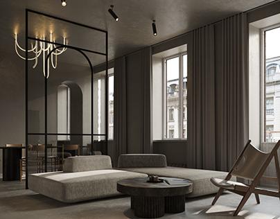 SG: Appartamento di 140mq, Milano