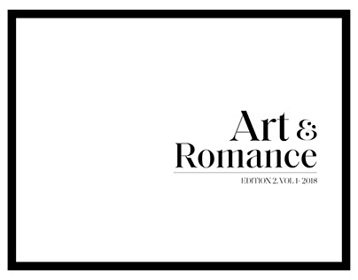 Art & Romance Typesetting