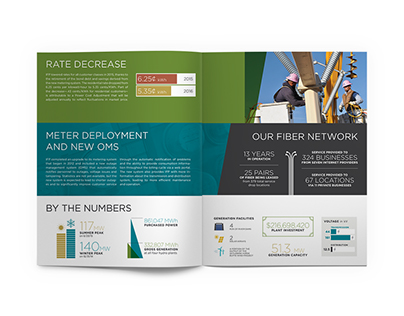 Idaho Falls Power 2015 Annual Report