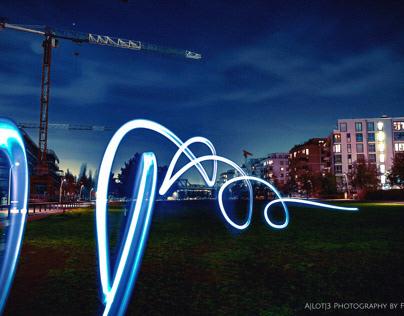Light Painting & Night Photography