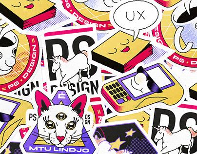 PS DESIGN • 2020 Goodies Pack