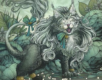 Arahbo, Roar of the Wild