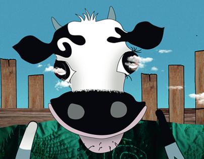 ¿Qué piensan las vacas todo el día? Proyecto/Cuento