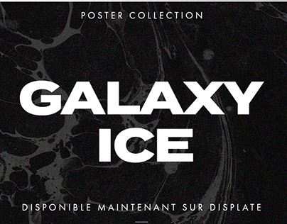 Galaxy Ice - Poster Collection