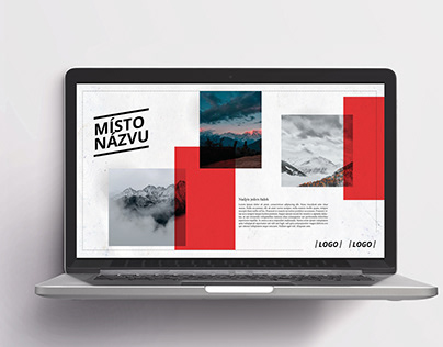 Graphic design - visual identity