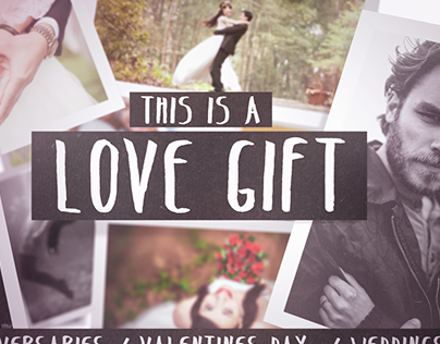Love Quotes - After Effects Project