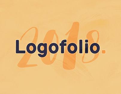 Logofolio 2018.