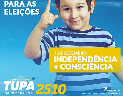Tupã - Social Media Eleitoral