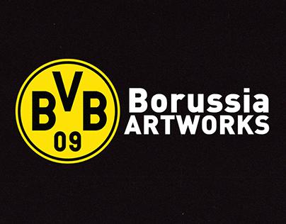 Borussia Dortmund ARTWORKS