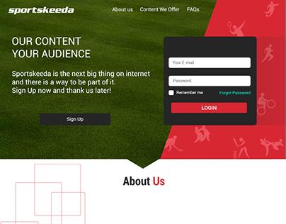 Sportskeeda Affiliate market page