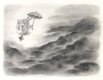 Spoke Art NYC - Totoro