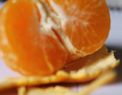 Orange & Sweet potate
