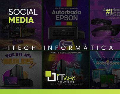 Social Media   Itech Informática #1