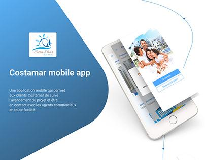 Costamar Mobile App