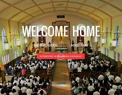 St. Catherine of Alexandria Church Website