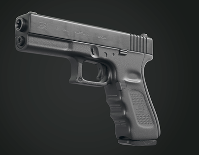 Glock 17 - 3D