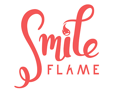 SMILE FLAME Logo 02
